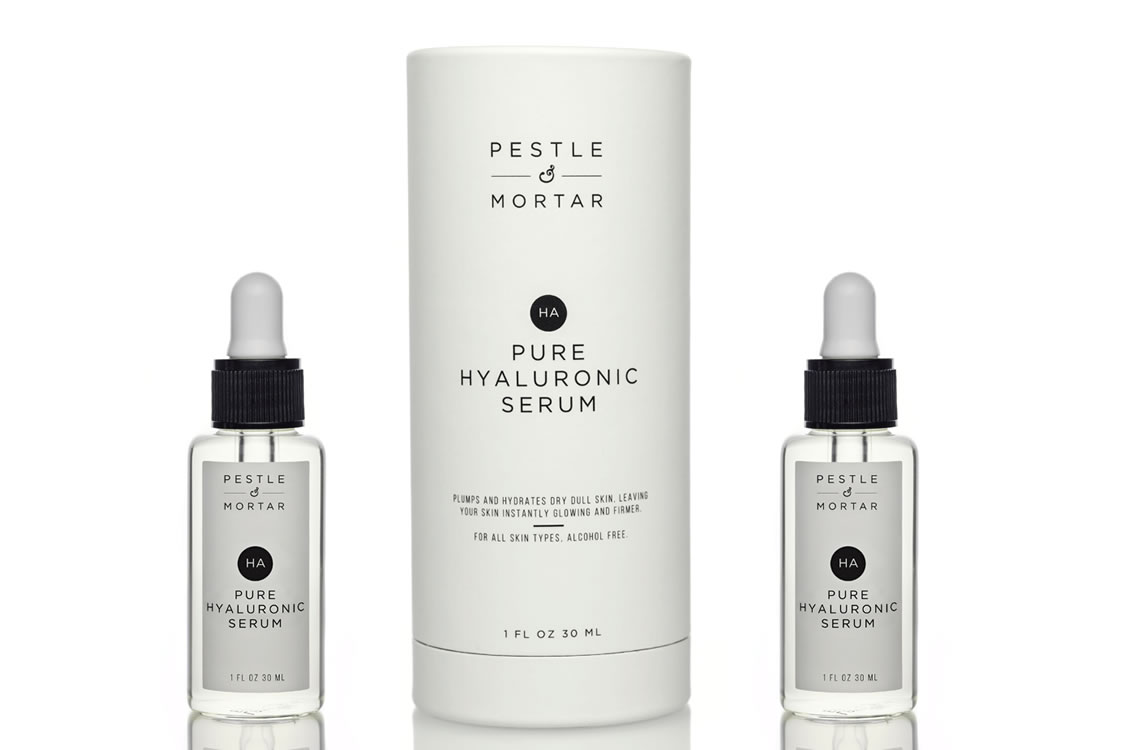 Review: Pestle & Mortar Hyaluronic Serum