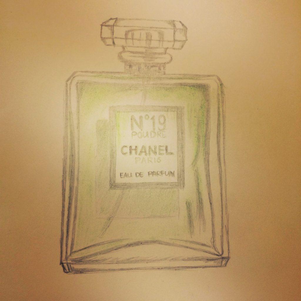 Chanel Poudré N19