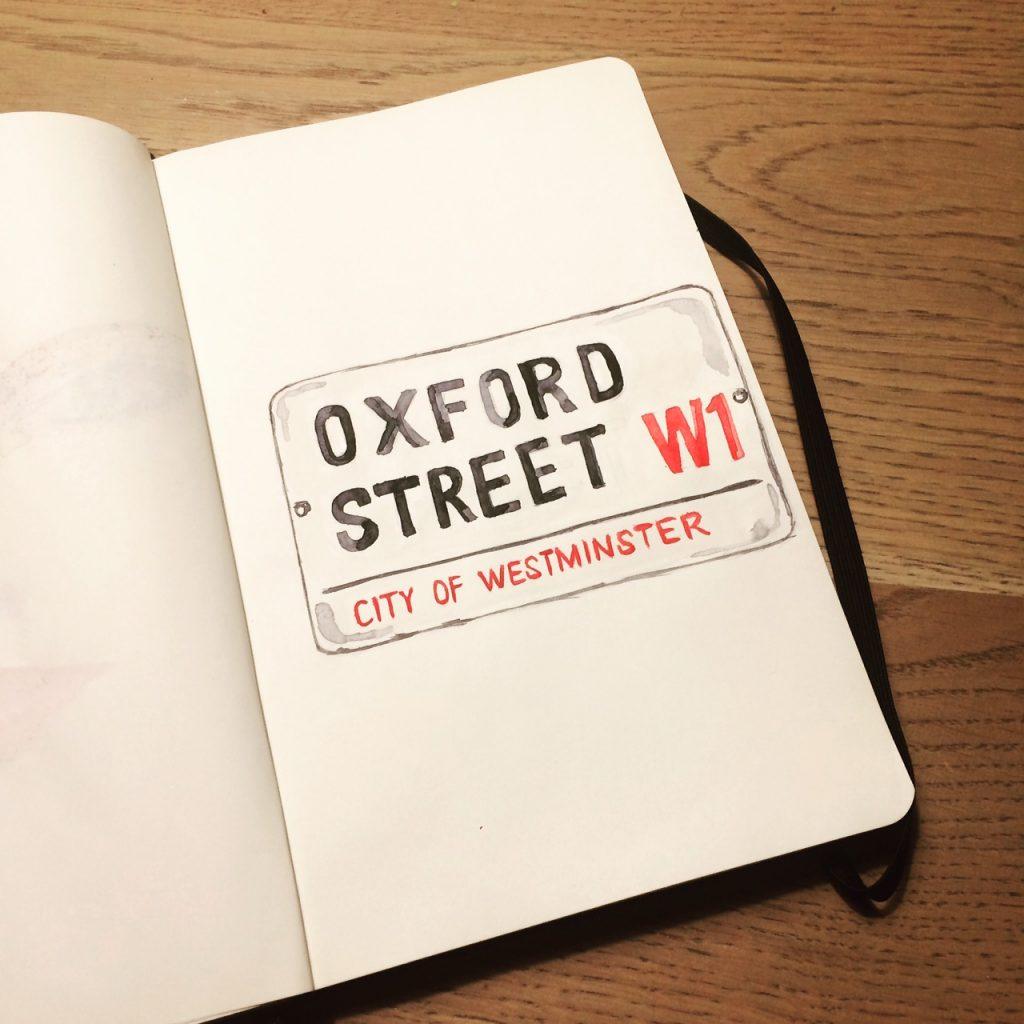 New art: London illustration